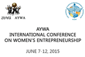 International Conference Of Women Entrepreneurs, 7-12 June 2015, Yerevan, Armenia